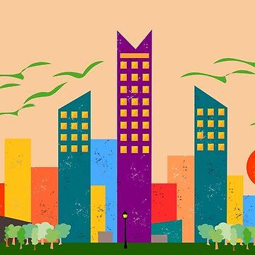 Dream City by aliatuha