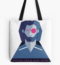 Escape from New York (1981) 80s Sticker Tote Bag