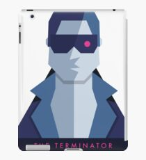 The Terminator (1984) 80s Sticker iPad Case/Skin
