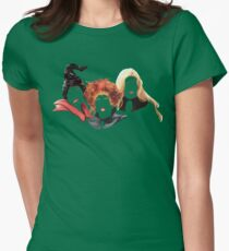Just a Bunch of Hocus Pocus Womens Fitted T-Shirt