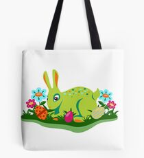Easter  rabbit Tote Bag