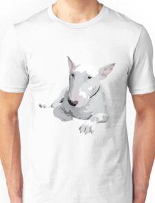 English Bull terrier  Unisex T-Shirt