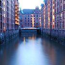 Speicherstadt Hamburg by Imi Koetz