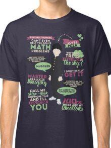 Mob Quotes Classic T-Shirt