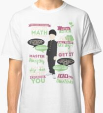 Mob Quotes Classic T-Shirt