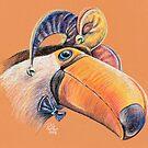 Toucan Jester by Paul-M-W