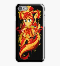 LoE: Sunset Shimmer iPhone Case/Skin