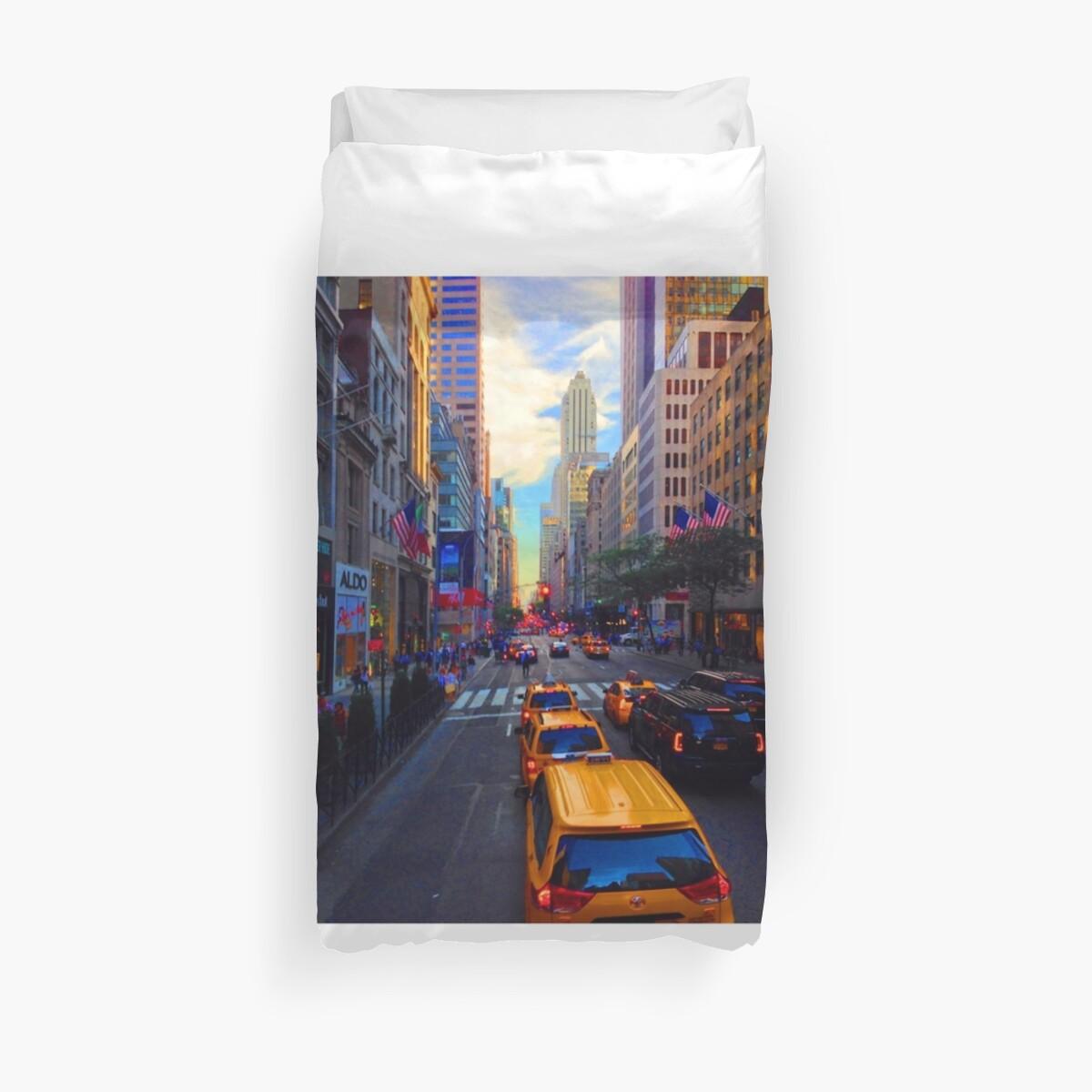 «New York City» de robothead