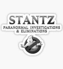 GHOSTBUSTERS STANTZ Sticker