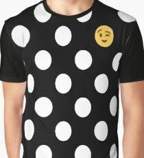 Wo ist mein Emoji? Grafik T-Shirt