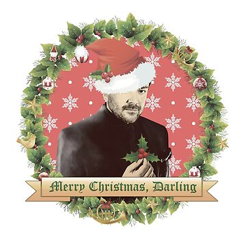 Christmas Crowley by ruledbycrowley