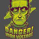 Classic Halloween: Frankenstein's Monster by kgullholmen