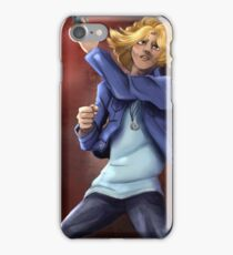 Yu-Gi-Oh!: Joey Wheeler iPhone Case/Skin
