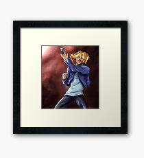 Yu-Gi-Oh!: Joey Wheeler Framed Print