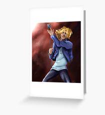 Yu-Gi-Oh!: Joey Wheeler Greeting Card