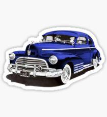 Klassische Chevy Old School Sticker