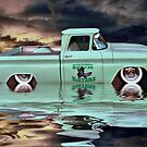 Pickup Reflections by Steven  Agius