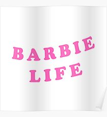 SASSY LIFE | PASTEL PINK AESTHETIC QUOTE GRAPHIC TEE T-SHIRT Poster