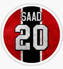 The Saadfather Sticker
