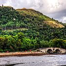 Inveraray Bridge by Tom Gomez