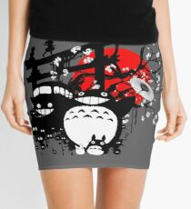 Japan Spirits Mini Skirt