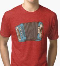 Blue Russian Bayan Tri-blend T-Shirt