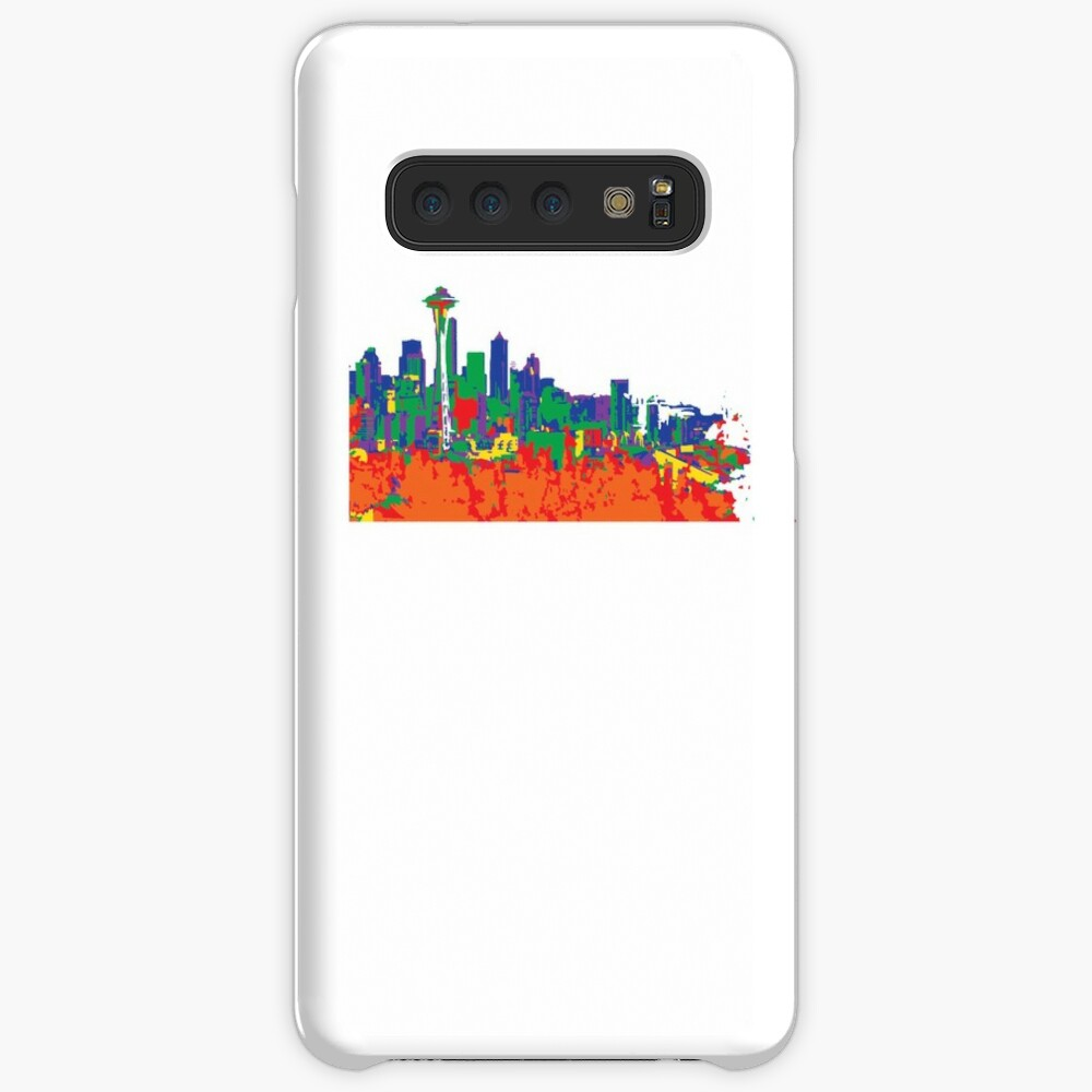 Paint the Town Case & Skin for Samsung Galaxy