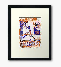 shaman sports Framed Print