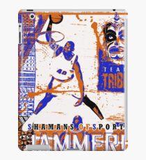 shaman sports iPad Case/Skin