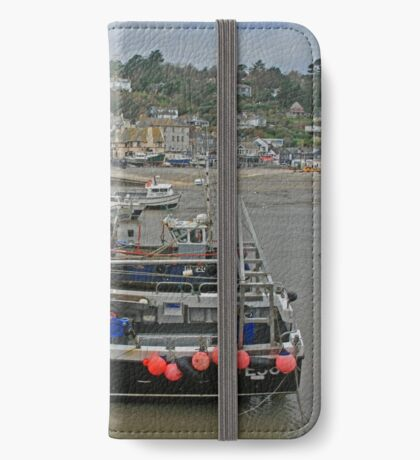 Lyme Regis iPhone Wallet