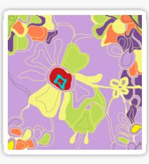 Tangled Garden Sticker
