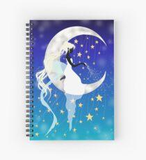 Star Dust Spiral Notebook