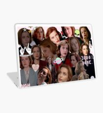 Queen Scully Laptop Skin