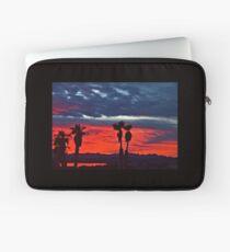 New Year Sunset Laptop Sleeve