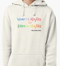 Human Rights Pullover Hoodie