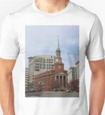 The New York Avenue Presbyterian Church Unisex T-Shirt