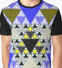 Sierpinski Triangles Graphic T-Shirt