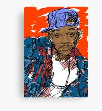 90s Style Fresh Prince  Canvas Print