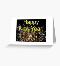 Happy New Year!!!!! Greeting Card