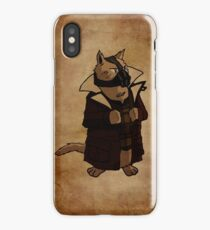 Bane's Cat Rises! iPhone Case/Skin