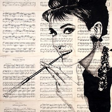 Audrey Hepburn by julia88554