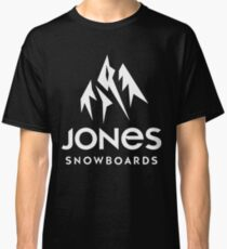 jones snowboards apparel Classic T-Shirt