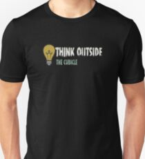 Think outside the cubicle T-Shirt