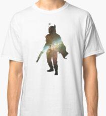 Boba Fett Galaxy Classic T-Shirt