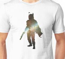 Boba Fett Galaxy Unisex T-Shirt