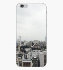 東京 Tokio Skyline Version 1 iPhone-Hülle & Cover