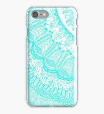 Helpful Henna iPhone Case/Skin