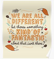 We Are Fantastic Poster