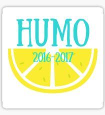 2016 humo logo Sticker