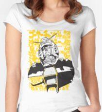 Gundam Love Women's Fitted Scoop T-Shirt
